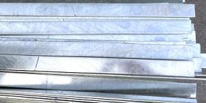 Thép hình mạ điện phân